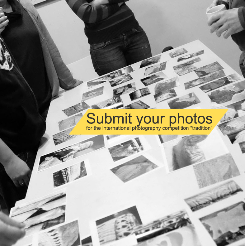 "Submit your photos for the international photography competition ""Tradition"" 2018"